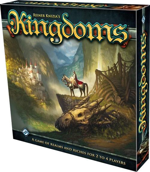 Reiner knizia kingdoms