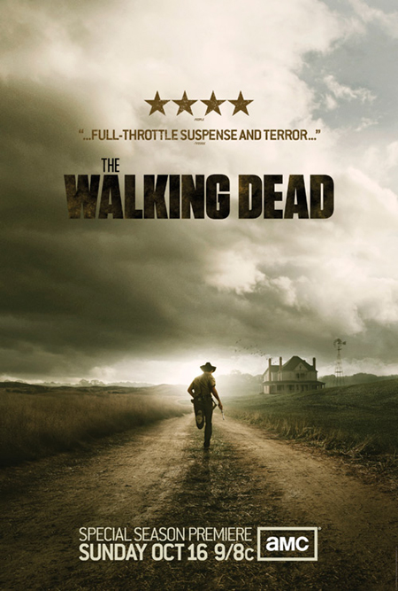 The Walking Dead: Novo Poster da Segunda 2ª Temporada