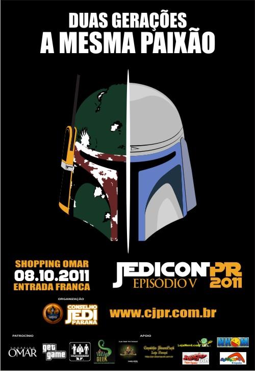 JediCon Paraná 2011