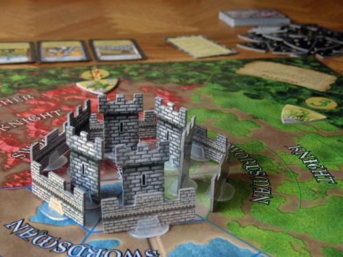 Jogo de Tabuleiro Castle Panic