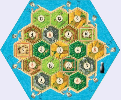 Catan Oil Springs