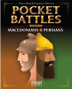 Pocket Battles: Macedonians vs Persians