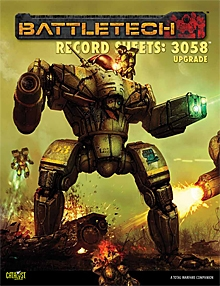 Record Sheets 3058 Upgrade