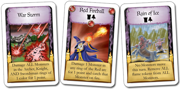 The Wizard Tower Cards