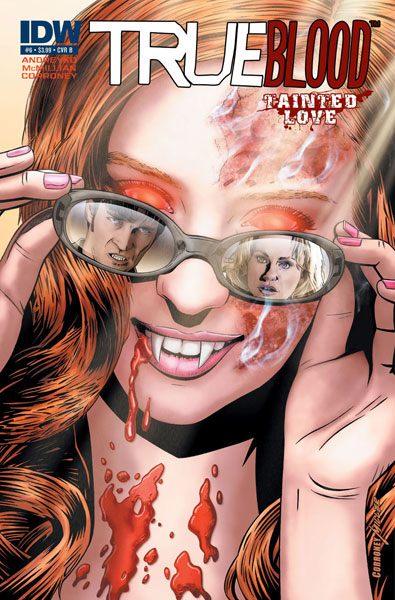 True Blood - IDW Anuncia Nova HQ