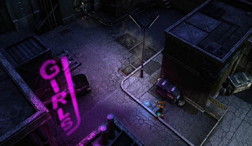 Shadowrun On-line