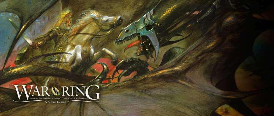 War of the Ring Board Ganme