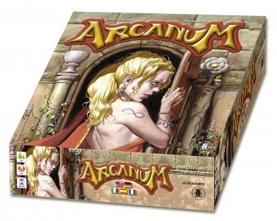 Arcanum Tarot Game