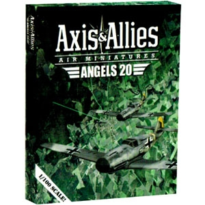Axis & Allies Air Force Miniatures Angels 20