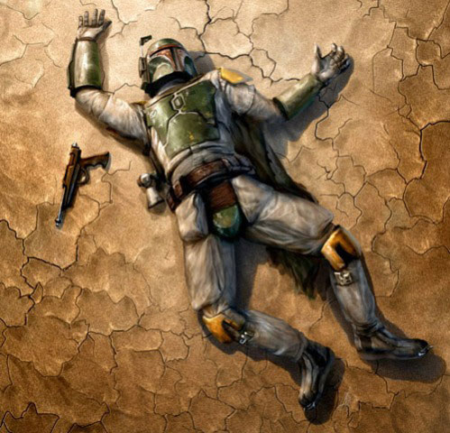Blood Ties Boba Fett is Dead