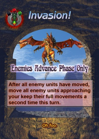 Dragon Valley Card