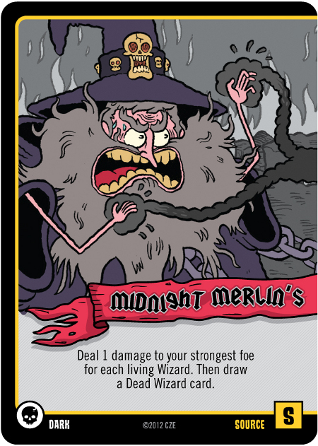 Epic Spell Wars - Midnigh Merlin