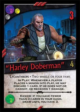 Harley-Doberman