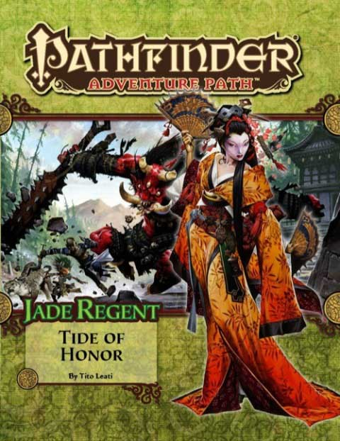 Jade Regent: Tide of Honor