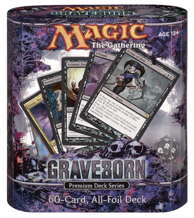 Magic Graveborn