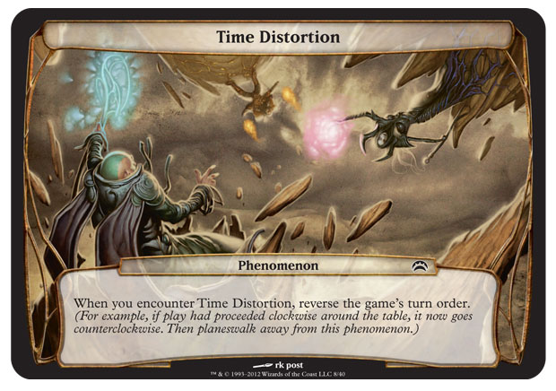 Magic: The Gathering Planechase 2012