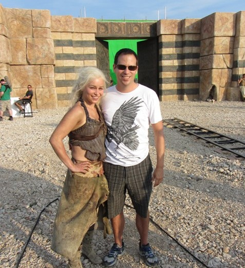 Game of Thrones - Primeira Imagem de Qarth