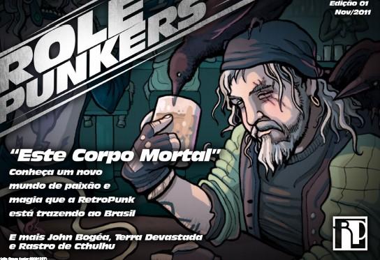 Download Grátis: RolePunkers # 1