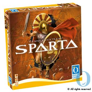 Schachtel Sparta
