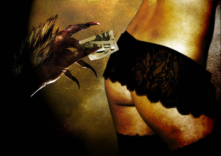 Strippers vs. Werewolves