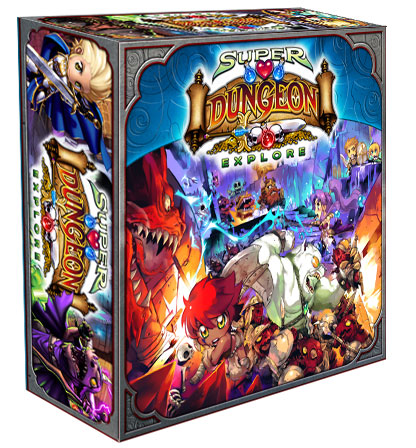 Super Dungeon Explore Box