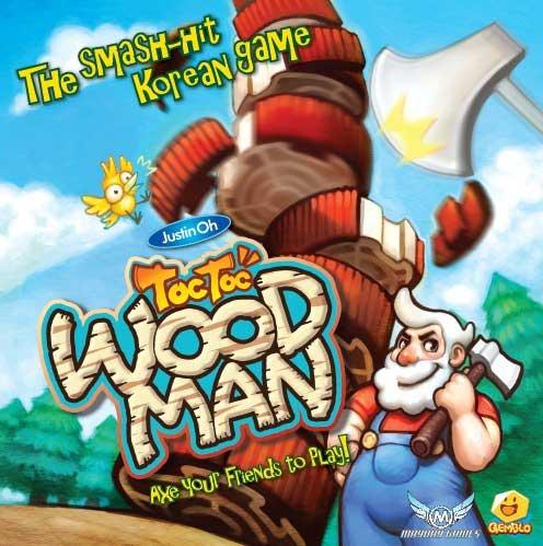 Tok Tok Woodman