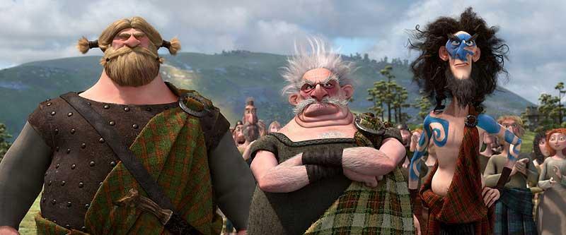 Valente - Primeiro Trailer da Nova Animação da Pixar
