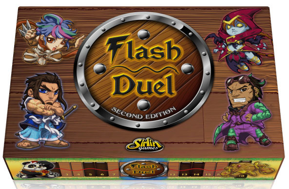 flash duel box
