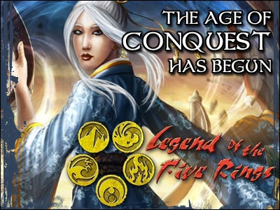 Legend of the Five Rings: Emperor Edition Demo Deck