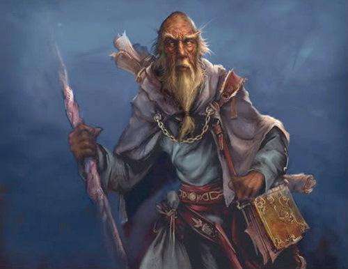 Deckard Cain Elder