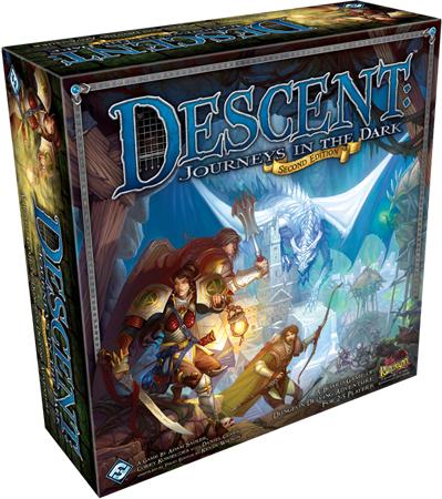Descent Journeys in the Dark 2ed