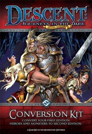 Descent Journeys in the Dark CK