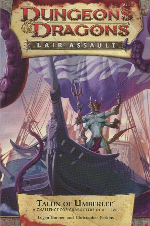 Dungeons & Dragons Lair Assault: Talon de Umberlee
