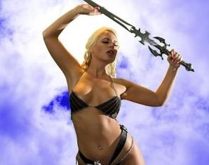 Fantasy Female Calendar 2012