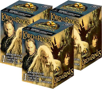HeroClix - Lord of the Rings