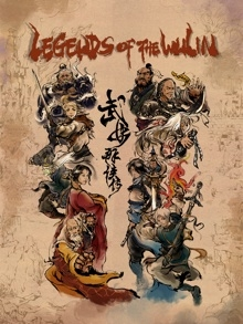 Legends of the Wulin Capa