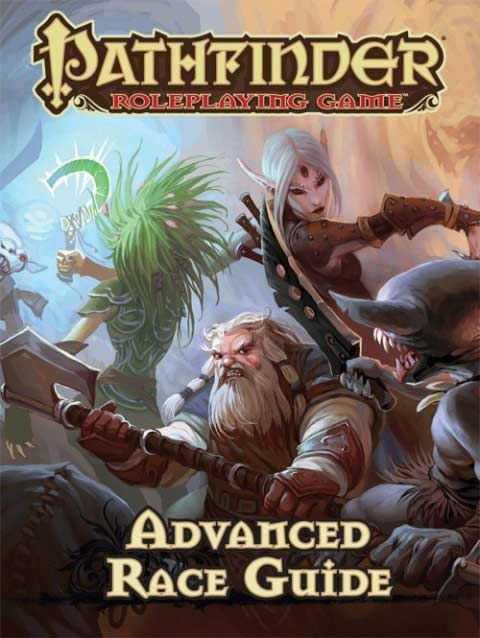 Pathfinder Advanced Race Guide
