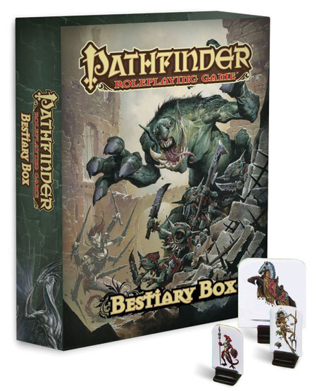 Pathfinder Bestiary Box