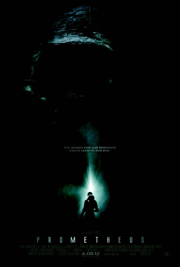 Prometheus Escuro