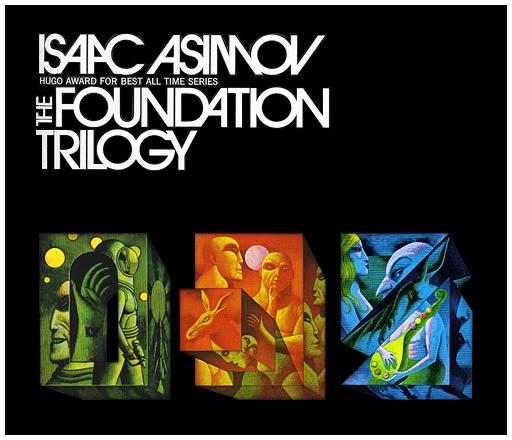 Resenha A trilogia Fundação