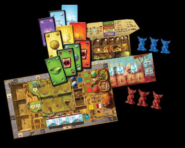 dungeon petz contents