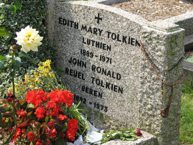 Túmulo Tolkien