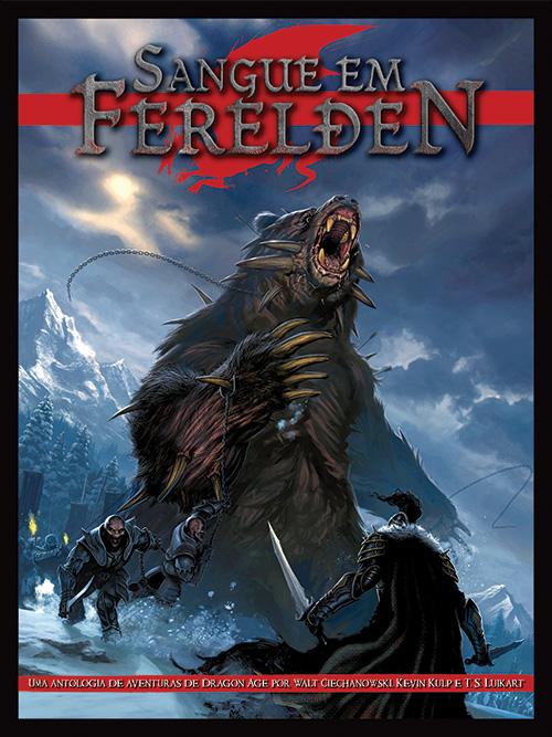 Sangue em Ferelden - Aventura Para Dragon Age