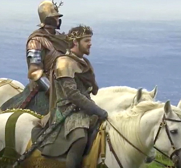 A Armadura de Renly