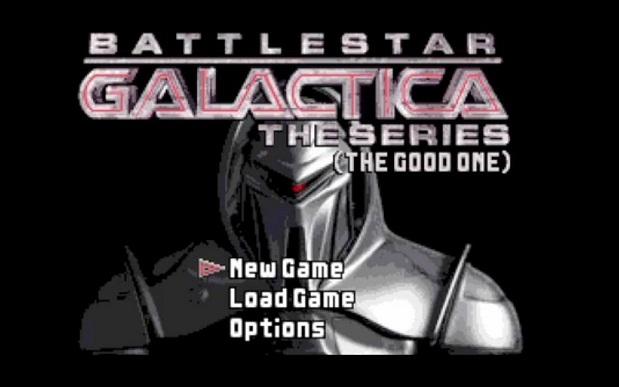 Battlestar Galactica  16 Bits