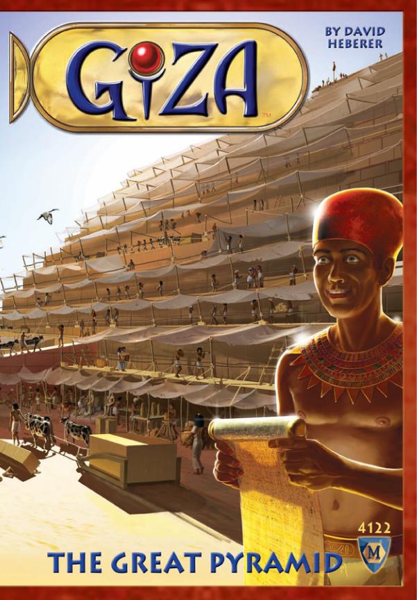 Giza The Great Pyramid