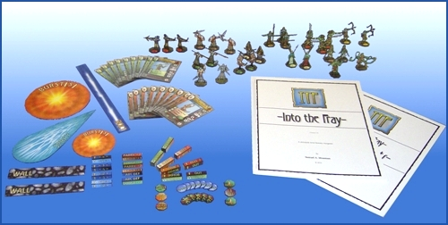 Into the Fray Wargame
