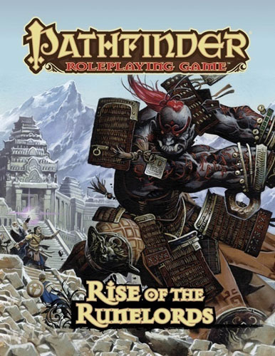 Pathfinder: Rise of the Runelords Anniversary Edition