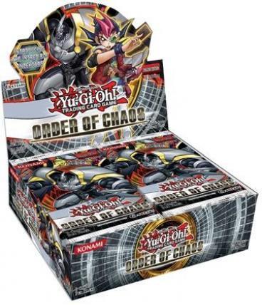 Yu-Gi-Oh! Order of Chaos