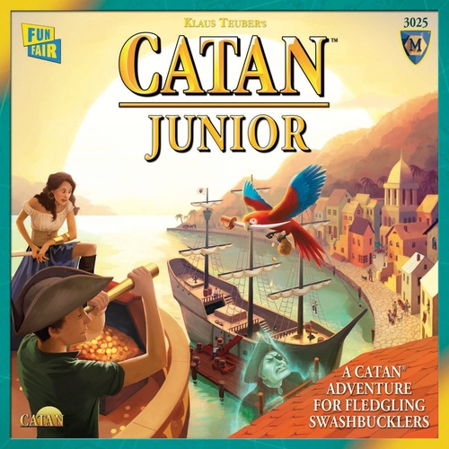Catan: Junior - The Settlers of Catan Para Crianças